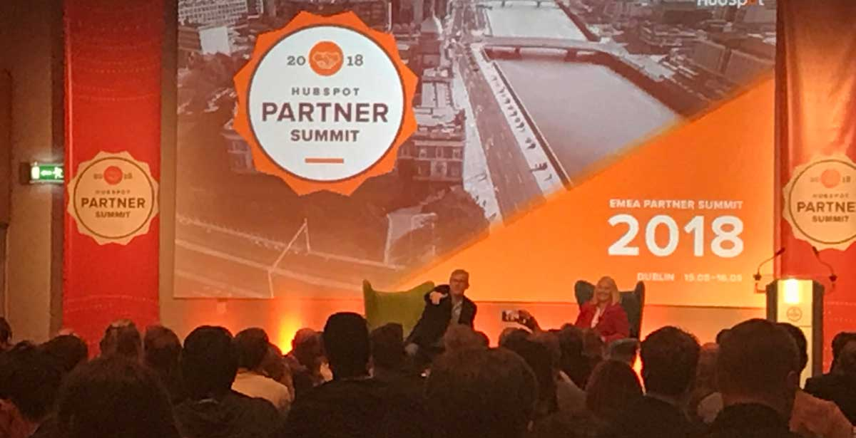 HubSpot Partner Summit 2018