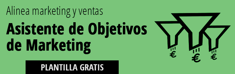 Asistente de Objetivos de Marketing
