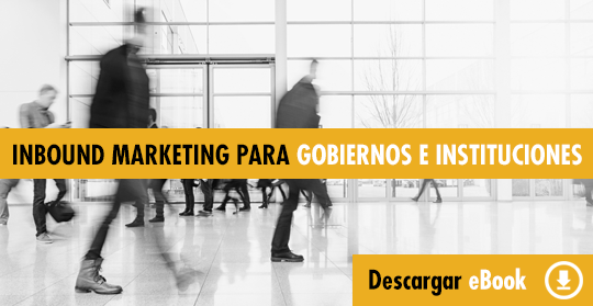 inbound marketing para gobiernos e instituciones