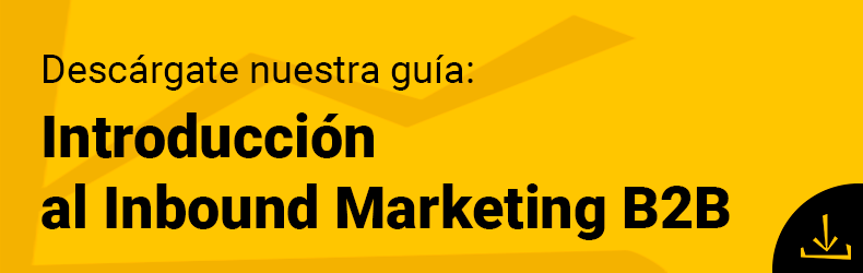 eBook Inbound Marketing B2B